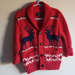 Gap Holiday Sweater 2T
